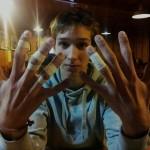damaged fingers...