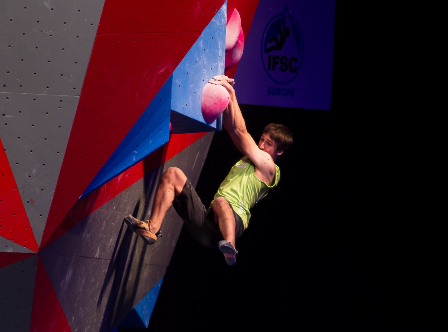 In the third final problem - Pic by C. Loury