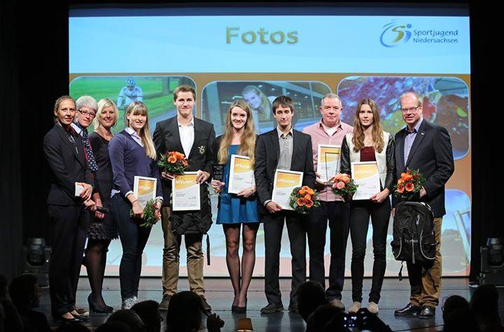 elected athletes (c) LSB Nidersachsen