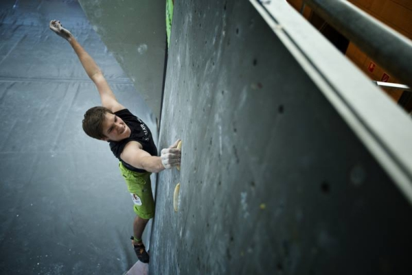 German Youth Boulder Cup 2014 in Auerbach (c) Vertical-Axis