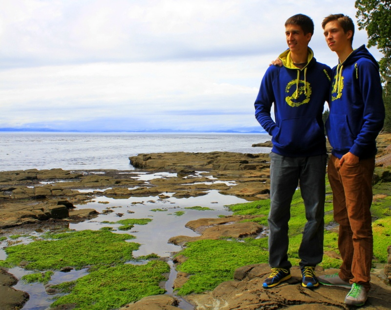 At French Beach National Park (Vancouver Island, BC)