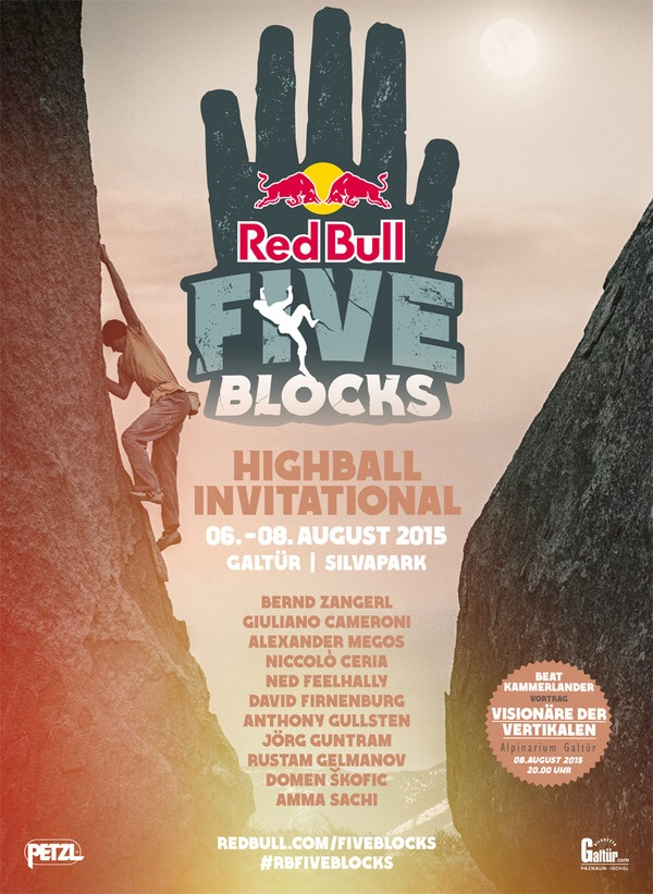 "Invitation ""Red Bull High Five"""